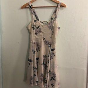 Margot Floral Skater Dress